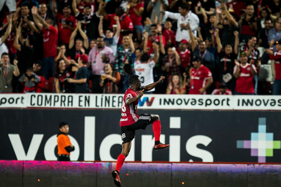 Xolos Control Top Spot in Liga MX For a Second Week in a Row
