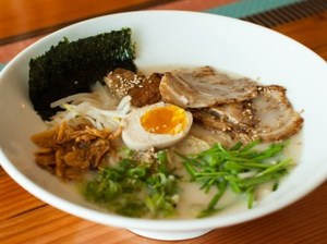Is Tajima home to the best ramen in San Diego?