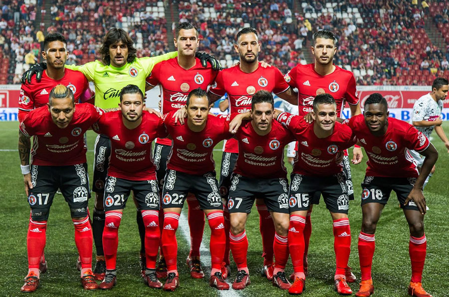 Club Tijuana 2-0 Chiapas: Xolos Are Now Officially in the Playoffs