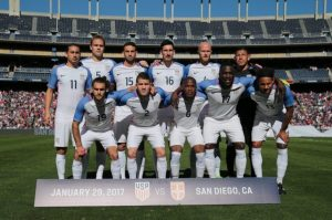Sons of Immigrants and Refugees: A Day With the USMNT in San Diego