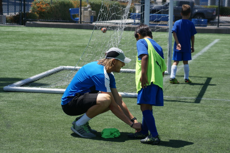 Laguna United Puma Coach of the Month – February 2017