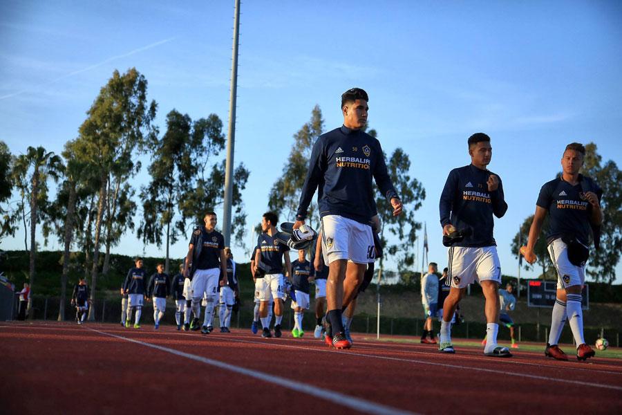 LA Galaxy II, Orange County SC square off in first 405 Derby of 2017
