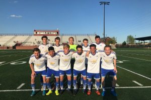 Colorado Rush Claws Back Against FC United to Draw 2-2