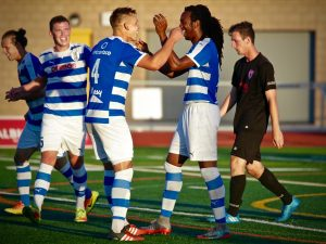 One on One with NPSL Golden Boot Winner Amani Walker of Albion PROS