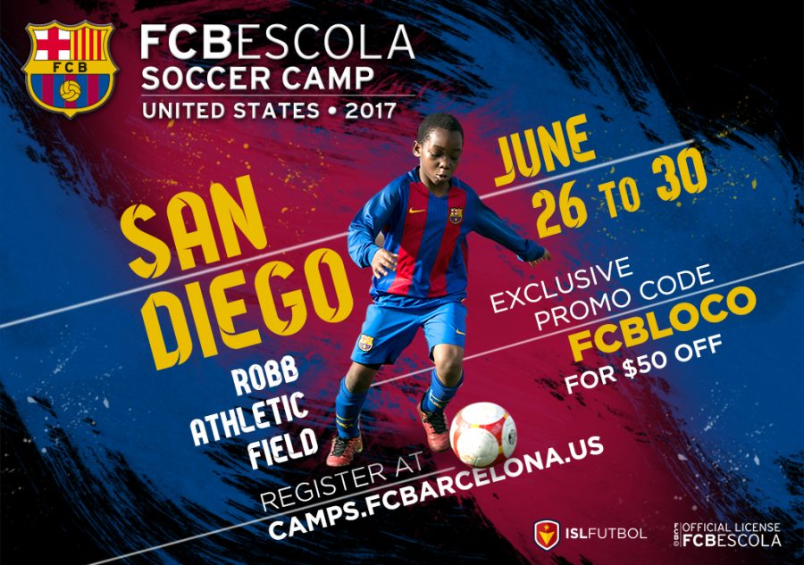 fc barcelona summer camp in san diego - soccernation