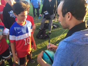 Women Talking Football – Presented by SoccerNation: Landon Donovan