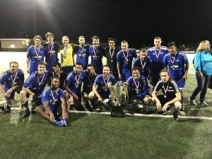 Colorado Rush: UPSL Colorado Conference Champions