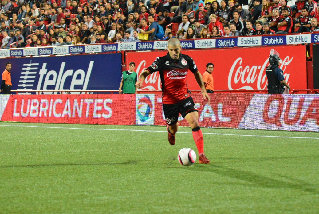 Club Tijuana 2-0 Santos Laguna: Xolos gain their first win of the regular season
