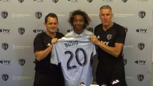 Busio and Adu, What a Difference 13 Years Makes