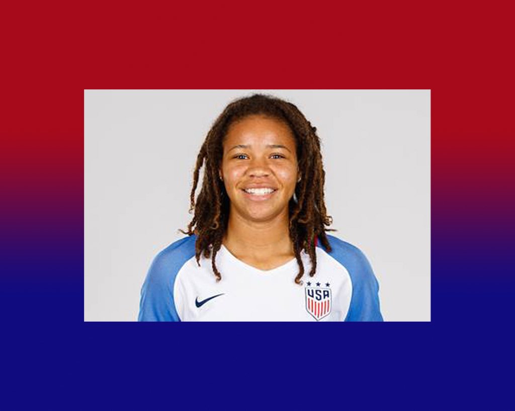U17 Womens World Cup:  San Diego Surf's Mia Fishel scores USA's first goal
