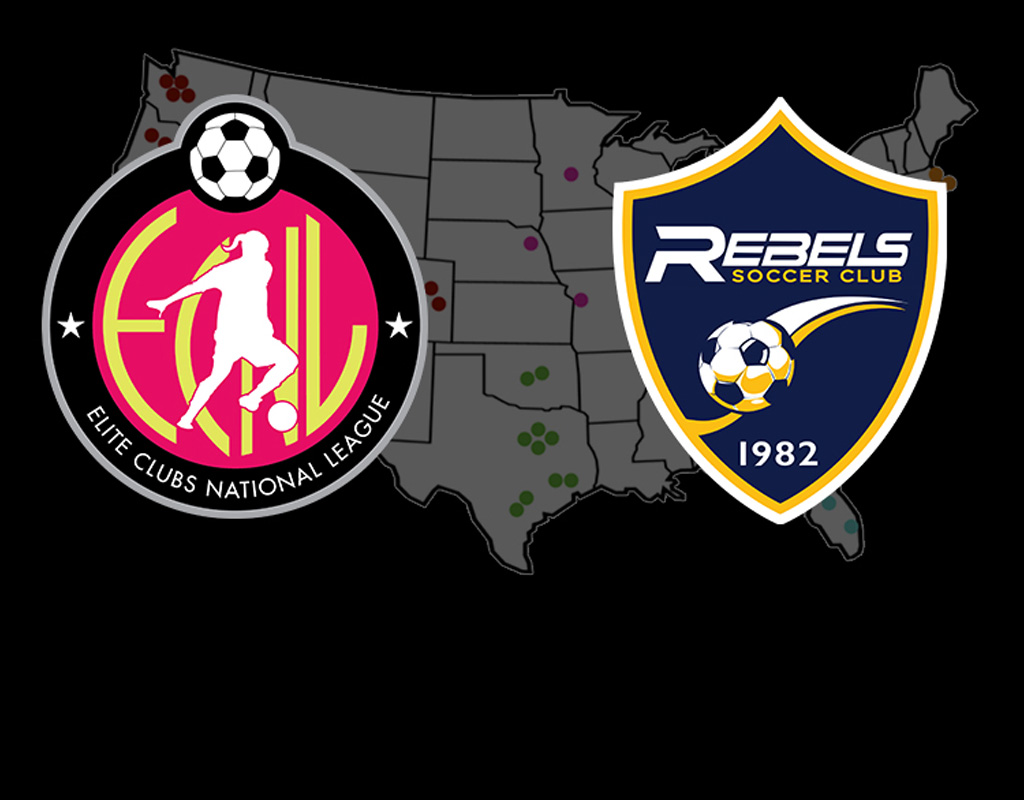 Big News for San Diego Girls: Rebels SC Accepted into ECNL