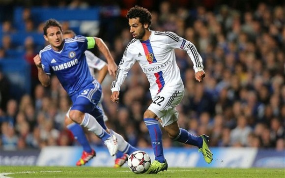 Chelsea have completed the signing of Egypt international winger Mohamed Salah from Swiss Super League giants FC Basel.