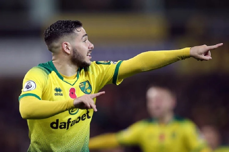 Norwich boss Daniel Farke 99% convinced Emiliano Buendia is going nowhere amid Arsenal interest (Video)