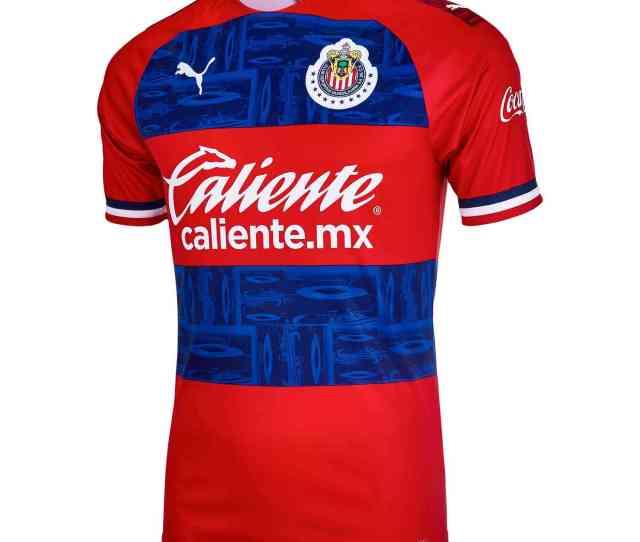 Puma Chivas Away Jersey   Soccerpro