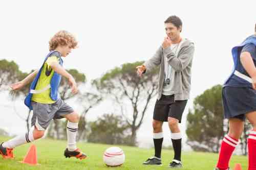 soccer coach equipment - whistle