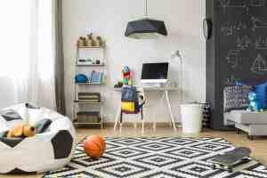Soccer Room Decorations