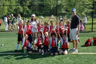 yonkers soccerteam Soccer Sisters