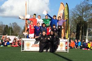 Jongeroranje team 2015