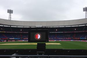 Feyenoord-Excelsior De Kuip