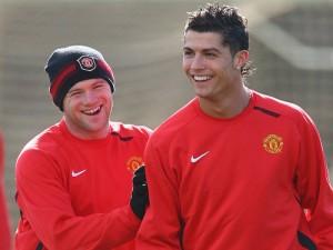 Rooney-Ronaldo