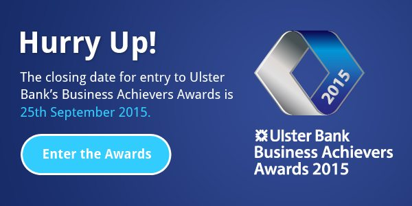 Closing Date for Business Achiever Awards