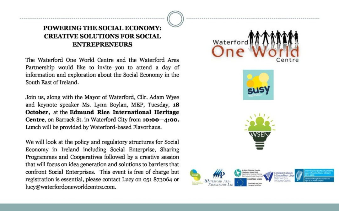 Powering the Social Economy