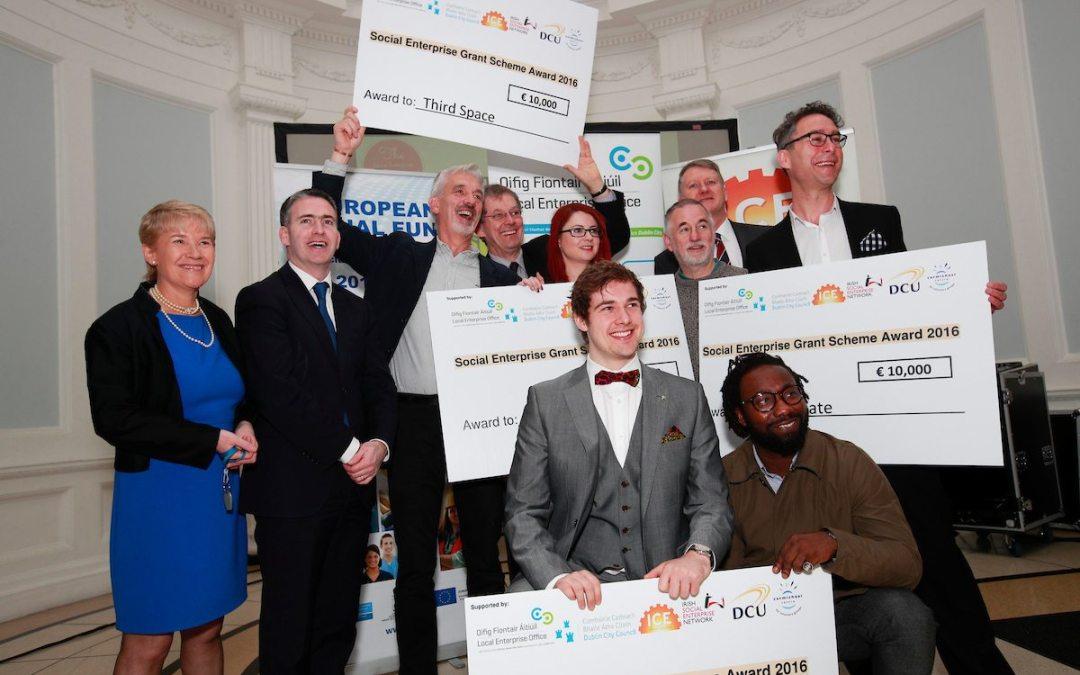 2017 ICE Social Enterprise Grant Scheme NOW OPEN