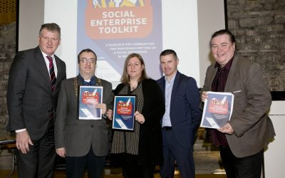 Lord Mayor Launches Social Enterprise Toolkit