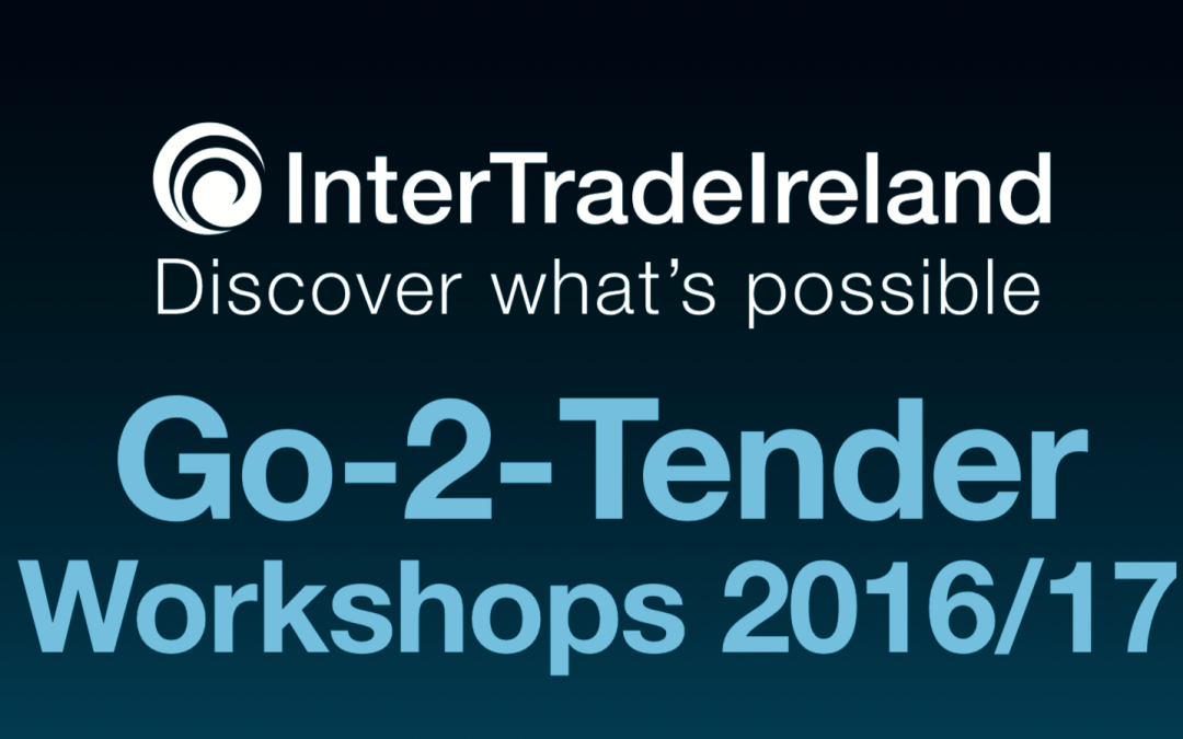Go to Tender Workshops