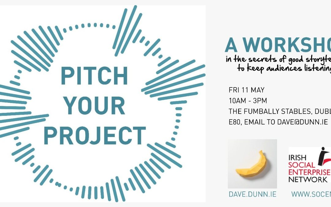 Pitching & Presenting Workshop