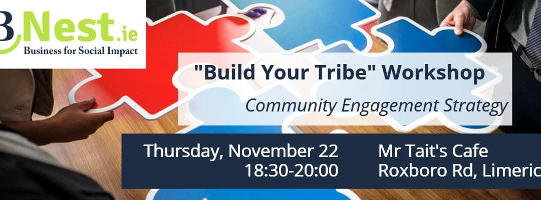 Build Your Tribe Workshop