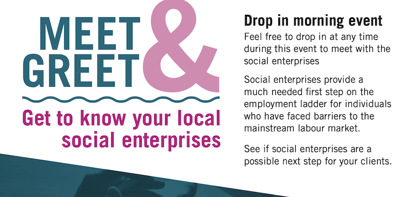Social Enterprise Meet & Greet Mayo 15th November