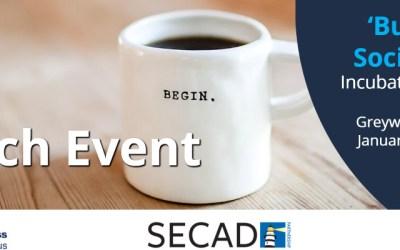 ISBC Incubator Programme – Launch Event