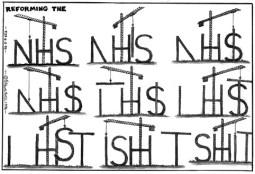 NHS Shit