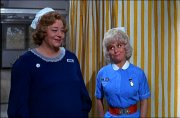 Hattie Jacques and Barbara Windsor - archetypal nurses