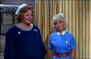 Hattie Jacques and Barbara Windsor - archetypal nurses