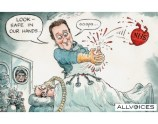 Cameron careless with the heart of the NHS