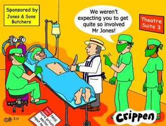 Public Involvement in the NHS
