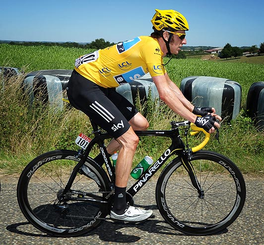 Bradley Wiggins on the dangers of cycling