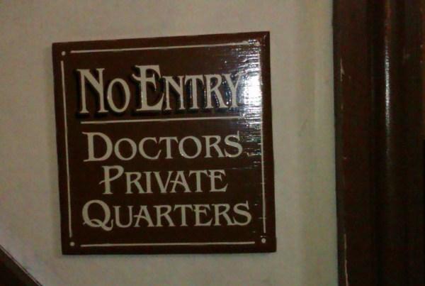 Doctors Private Quarters