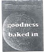 Goodness Baked in