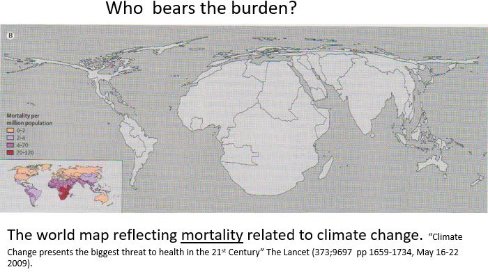 Who bears the burden?