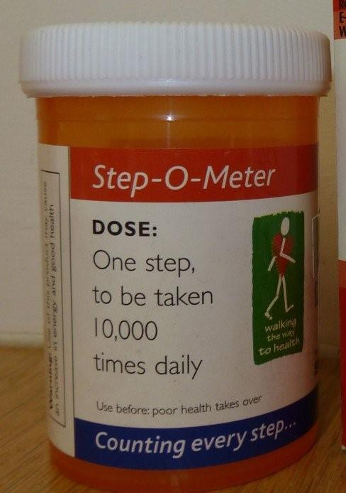 StepO Meter