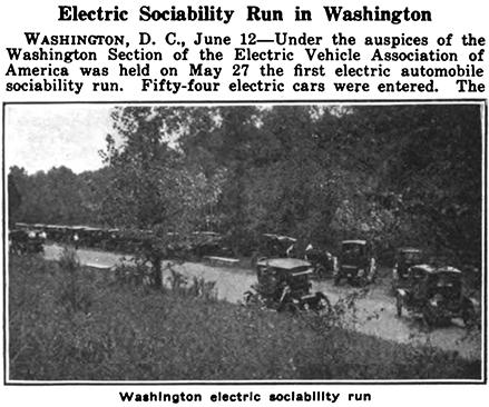 WashingtonElectricSociability RunPhoto