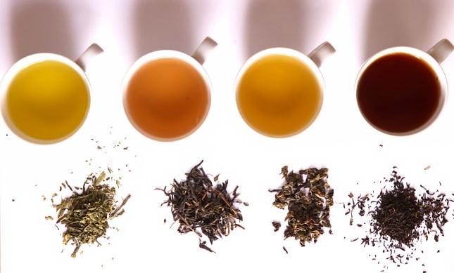 four teas