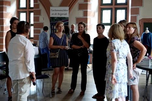 Social Business Women - Bühne frei