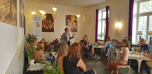 Social Business Women - Gründerinnenfrühstück