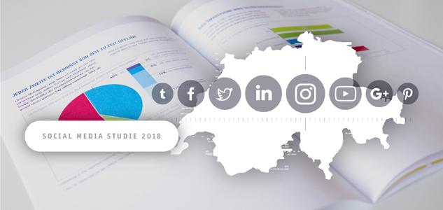 Social Media in der Schweiz – Die Trends 2018