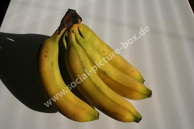 Banane - Gelb