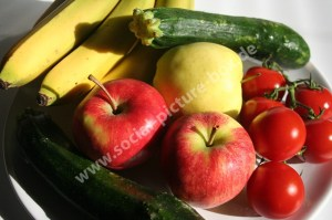 Social Picture Box - Obst und Gemuese